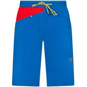 La Sportiva Bleauser Shorts Herrer, neptune/poppy